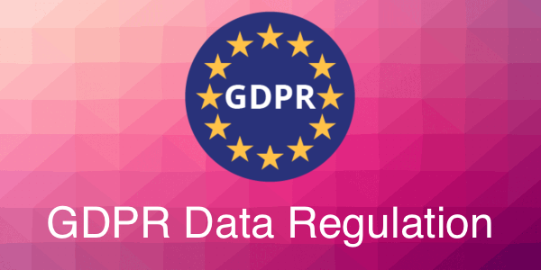 GDPR Academy Data Regulation event banner